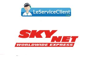 Le sercice client Skynet France contact
