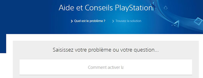 support playstation sony