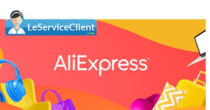 joindre facilement le service client AliExpress