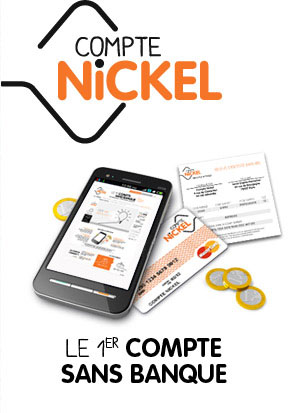Nickel: Application mobile
