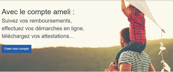 amélie.fr mon compte