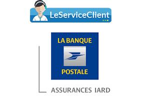 contact service client de la Banque Postale Assurances IARD