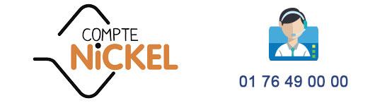 contacter le service client Nickel par téléphone