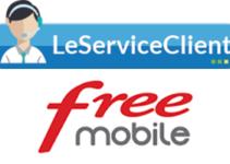 Le service client free mobile