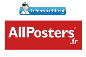 Contacter le service client Allposters