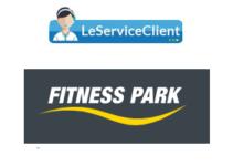 Service client Fitness Park contact