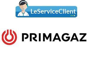 Contact service client Primagaz