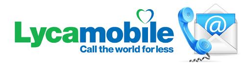 contacter le service client Lycamobile