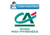 Le service client Crédit Agricole Nord Midi Pyrénées