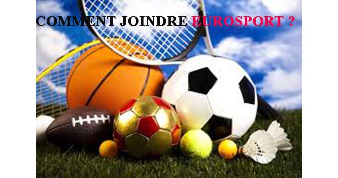 comment joindre facileent la chaine télévisée euro sport ?