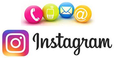 Contacter Instagram France