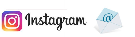 Contacter Instagram par email