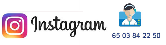 Contacter Instagram France par téléphone