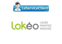 Contacter le service client Lokeo