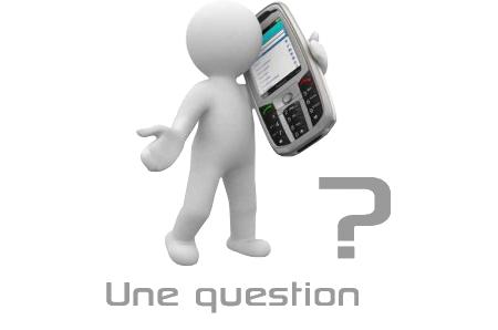 Joindre le service client par téléphone