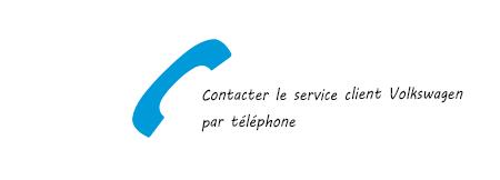 Numéro de téléphone VW France