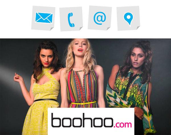 Contact service client boohoo