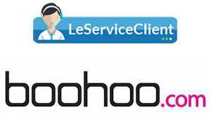 Contact le service client Boohoo