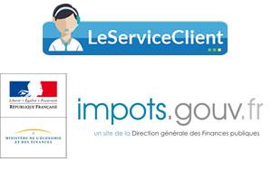 Contact Impots.gouv