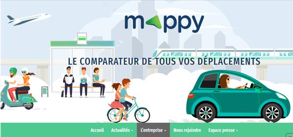 Le service client Mappy