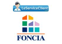Le service client Foncia contact