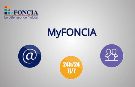Mon compte personnel MyFONCIA