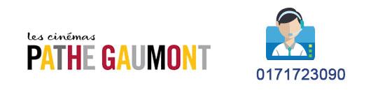 Contact Goumont Pathé par téléphone