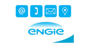 Contact service client engie