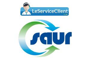 Contacter le service client saur