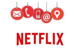 Contact Netflix France