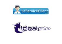 Contacter le service client idealprice