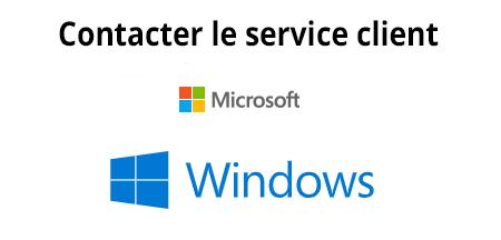Le service client Windows France