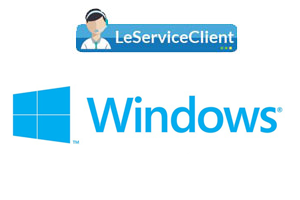 Contacter le service client Windows France