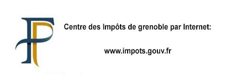 Centre des impôts de grenoble contact en ligne