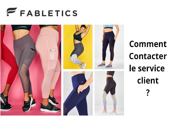 Contacter le service client Fabletics France