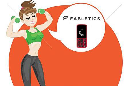 S'informer sur Fabletics par téléphone
