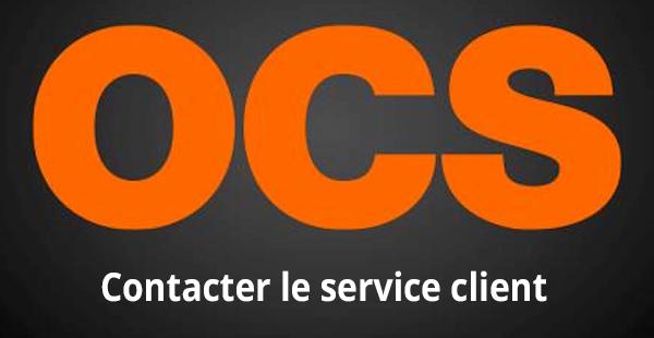 Service client OCS