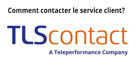 Le service client TLS contact.