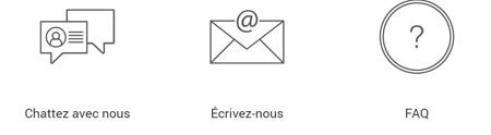 Tatex via le site web Fedex France