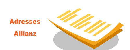 Ecrire au service client de l'assurance