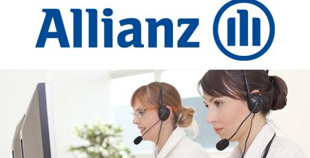 Contacter Allianz assistance à la clientèle par téléphone