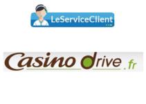Le service client Casino Drive
