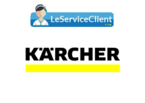 Comment contacter le SAV Karcher France?