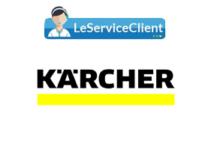 Comment contacter le SAV Karcher France?