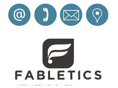 Contact service client Fabletics