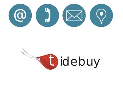 Contact service client Tidebuy