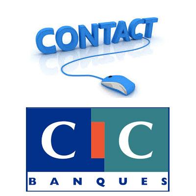 Contacter CIC Banque