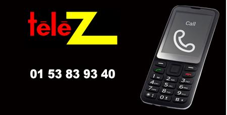Contacter Télé Z par téléphone