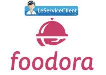 service client foodora
