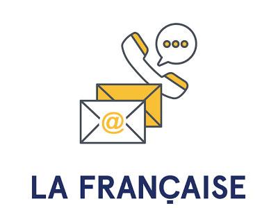 Comment contacter la Française